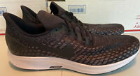 Nike Air Zoom Pegasus 35 Running Shoes Black Grey 942851-003 Men's Size 15 New