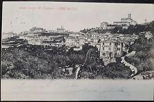1900 - Brunate - Panorama