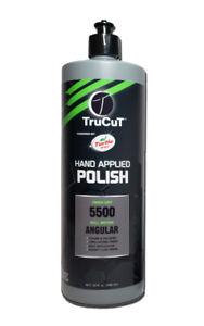 TruCut Hand Applied Polish Powered by Turtle Wax | 32 oz bottle