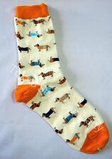 Cotton Blend Ankle-High Socks for Women