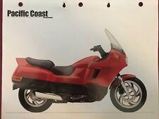 Honda Pacific Coast 1998 Brochure Prospekt Prospect GB