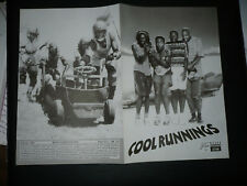 COOL RUNNINGS, Austrian Film program [Leon, Doug E Doug, John Candy, Malik Yoba]