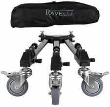 Ravelli ATD Dolly Wheel Tripod Mount Holder