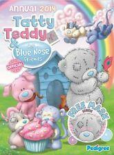 Tatty Teddy and My Blue Nose Friends Annual 2014 (Tatty... by Pedigree Books Ltd