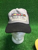 Black Grey Volvo Motorcars USA U.k. Germany SnapBack Hat Cap Fast Free Shipping