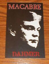 Macabre Dahmer Sticker Decal Postcard Original Promo 6x4