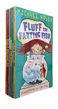 Michael Rosen 6 Books Kids Funny Fun Stories Younger Children Kids New