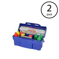 Kokido 5 Way Swimming Pool Spa Hot Tub Water Chemical Testing Pack Kit (2 Pack)