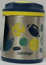 Contigo  Stainless Steel Thermal Lock Food Jar 10 oz