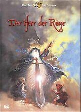 Der Herr der Ringe von Ralph Bakshi | DVD | Zustand gut