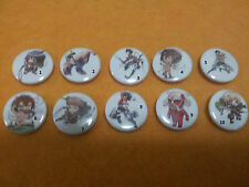 PINS SPILLE 2,5CM anime Attack on titan Leggere come acquistare