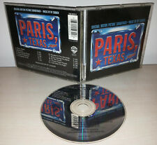 CD PARIS, TEXAS - ORIGINAL SOUNDTRSCK
