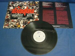 RECORD ALBUM THE STRANGLERS GREATEST HITS 1977-1990 6759