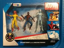 Marvel Universe Spiderman And His Amazing Friends TRU Exclusive Firestar Iceman