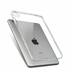 """For Apple iPad Pro 10.5"""" (2017) Crystal Clear Case Cover Silicone Back"""
