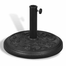 Resin Round Parasol Base
