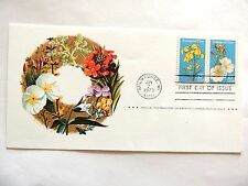 "June 7th, 1979 ""Endangered Flora"" First Day Cover Lot #2"