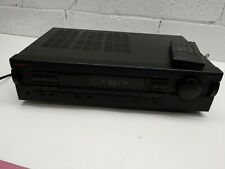 Nakamichi Model Receiver 3 Stereo Receiver TESTED with remote