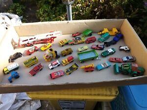 Ein Konvolut  Autos (Matchbox,Siku und andere- 33 Stück Inhalt) Set 6