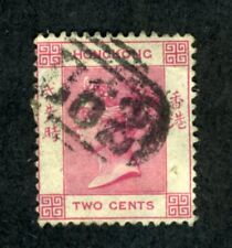 Hong Kong, Scott #36, Queen Victoria, Used, 1882