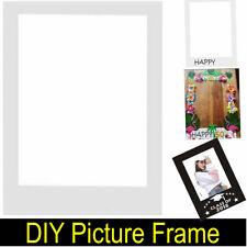 Photo Booth Props DIY Blank Picture Frame Background Wedding Birthday Hen Party