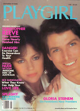 PLAYGIRL May 85 CHRISTOPHER REEVE Superman AUSSIES Jacqueline Bisset PAT LARKIN