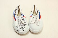 Tiger Claw Feiyue Martial Arts Shoes - White - Size 31 - Preowned