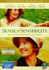 Sense And Sensibility [DVD] [1996], , Very Good, DVD