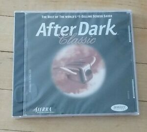 After Dark Classic for Windows 95 and Mac CD  Flying Toaster!  Free Shipping!