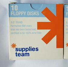 More details for mf2hd box of 10's 1.44mb pc 2mb 3.5