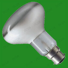1x 100w R80 incandescente Reflector Foco Bombilla BC, B22 Bayoneta regulable