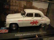 1:43 IXO simca ARONDE GENEVIEVE 1954 vp