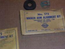 NORS 1955-60 CHEVY V8 ROCKER ARM ALIGNMENT KIT 55 56 57 58 59 60 No. 175