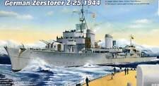 Tsm-5787 Trumpeter 1 700 - German Zerstorer Z-25 1944 (tru05787)