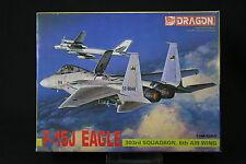 YL032 DRAGON 1/144 maquette avion 4519 400 F-15J Eagle 303rd Squadron, 6th Air