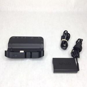 OEM Sony VAIO VGP-PRUX1 UX Port Replicator Dock for UX Series Micro PC UMPC