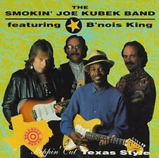 Smokin' Joe Kubek, S - Steppin Out Texas Style [New CD]