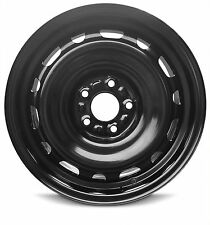 New Replacement 16 Inch Steel Wheel Rim For Mazda 3  2009-2013