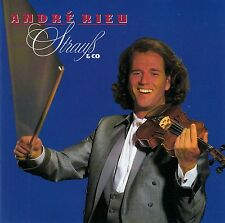 ANDRE RIEU : STRAUSS & CO / CD (POLYDOR 522 933-2)