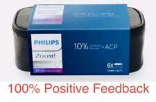 Philips Zoom Whitening 10% Nitewhite , 6 X Syringe Pack , Expiry 06/2021