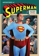 Adventures of Superman The Complete 5th & 6th Seasons - in Color 5 Discs DVD