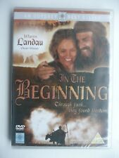 In the Beginning (DVD, 2003) Kevin Connor, Martin Landau, New and Sealed