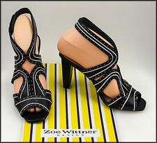 Wittner Leather Striped Shoes for Women