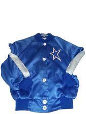 Vintage Dallas Cowboys Cheerleaders Jacket Child