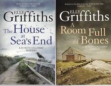 The House at Sea's End by Elly Griffiths Dr Ruth Galloway Mysteries 3 Book