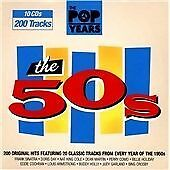Various Artists - Pop Years (The 50s, 2011)