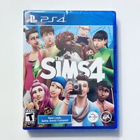 The Sims 4 Sony PlayStation 4 PS4 EA Electronic Arts New Sealed Free Shipping