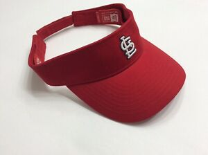 Saint Louis Cardinals Kids Youth Visor Hat Baseball MLB Red Sports Boys Girls