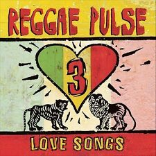 Reggae Pulse, Vol. 3: Love Songs (New - 24 Tracks) - Gregory Isaacs - Melodians