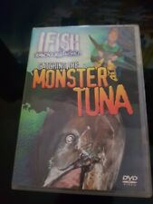 IFISH  - Catching the Monster Tuna tackleworld vgc free post